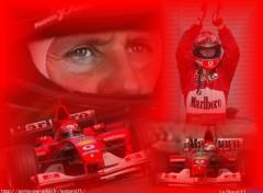 Fonds d'écran Sports - Loisirs Michael Schumacher 1024 x 768