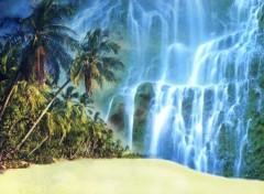 Wallpapers Digital Art Paysage ireel
