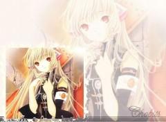 Fonds d'écran Manga Chobits6