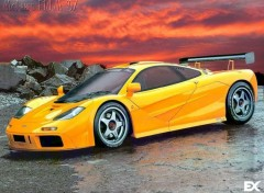 Wallpapers Cars McLaren F1/LM '97