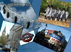 Fonds d'écran Voyages : Europe London Theme