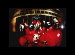 Fonds d'écran Musique Slipknot groupe