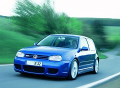 Wallpapers Cars Golf IV R32