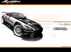 Wallpapers Cars :: Honda S2000 Team Amprex ::