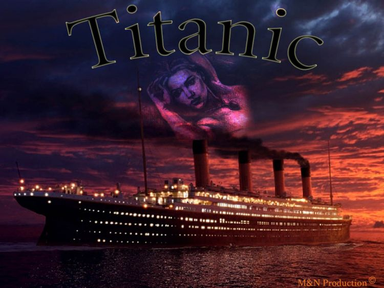 wallpapers titanic. Wallpapers Movies gt; Wallpapers Titanic Mamp;N Titanic by - Hebus.com