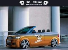 Fonds d'écran Voitures PROTOTYPE AUDI A2 CAB BY GOTH