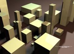 Fonds d'écran Art - Numérique Elevation sequence