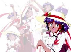 Fonds d'écran Manga Nadia
