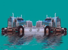 Wallpapers Various transports truck