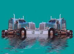 Fonds d'écran Transports divers truck