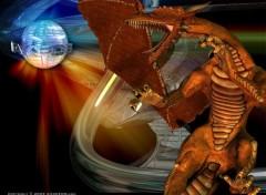 Fonds d'écran Fantasy et Science Fiction DragonBall