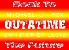 Wallpapers Movies Back To The Future - Outatime