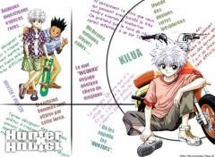 Wallpapers Manga Hunter X Hunter - Kirua