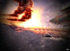 Fonds d'écran Art - Numérique dragon