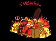 Fonds d'écran Dessins Animés diabolik simpsons