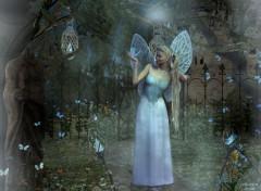Fonds d'écran Art - Numérique Nuit Magique