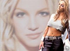 Fonds d'écran Musique Britney et mica