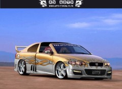 Fonds d'écran Voitures Volvo S80 By GOTH