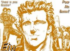 Fonds d'écran Manga Ruthay Ken 03