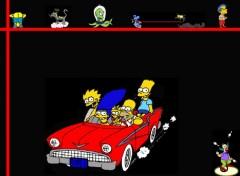Fonds d'écran Dessins Animés The Simpsons
