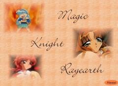 Fonds d'écran Manga Magic