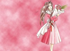 Fonds d'écran Manga un autre wall de belldandy