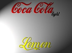 Fonds d'écran Objets Dans l' ombre du Coca