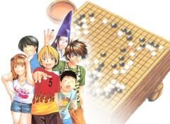 Fonds d'écran Manga Insei