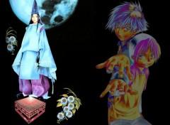 Fonds d'écran Manga Sai/Insei