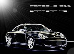 Fonds d'écran Voitures Porsche 911 Carrera 4S