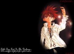 Fonds d'écran Manga Confused