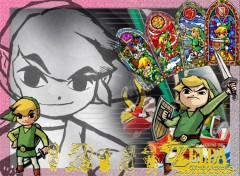 Wallpapers Video Games LINK THE LEGEND