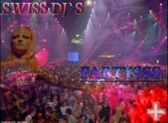 Fonds d'écran Art - Numérique Swiss Party