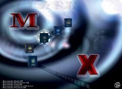 Fonds d'écran Informatique MX series