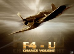 Wallpapers Planes F4 U CORSAIR