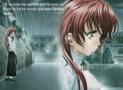 Fonds d'écran Manga Image sans titre N°11292