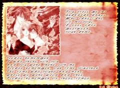 Fonds d'écran Manga Guardian Angel