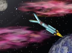 Wallpapers Space sputnik