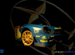 Fonds d'écran Voitures Subaru Impreza