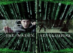 Wallpapers Movies .::Neo VS Smith::.