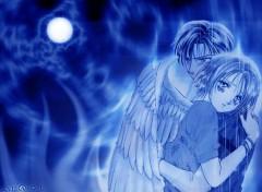 Fonds d'écran Manga Angel Story