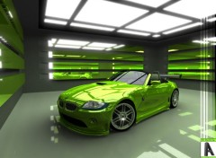 Wallpapers Digital Art :: BMW Z4 ::