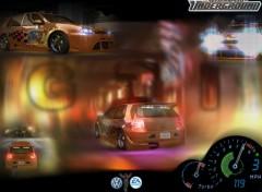 Fonds d'écran Jeux Vidéo GOLF GTI