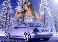 Wallpapers Cars Carmen SLK