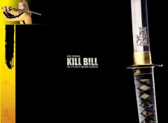 Fonds d'écran Cinéma Kill Bill by bewall