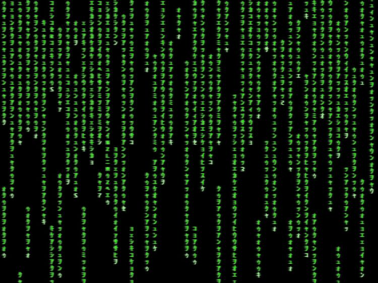 matrix code wallpaper. Wallpapers Movies matrix code