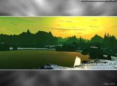 Wallpapers Digital Art paysage-02