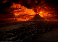 Wallpapers Movies En terre du Mordor