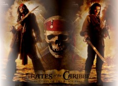 Wallpapers Movies Bienvenue à bord du Black Pearl