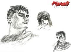 Fonds d'écran Manga Ruthay Berserk 03